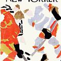 New Yorker February 28th, 1970 by James Stevenson