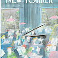 New Yorker January 15th, 1990 by Jean-Jacques Sempe