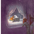 New Yorker January 19th, 1957 by Edna Eicke