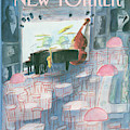 New Yorker January 20th, 1986 by Jean-Jacques Sempe