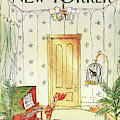 New Yorker January 23rd, 1984 by George Booth