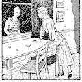 New Yorker January 27th, 1992 by Glen Baxter