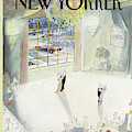 New Yorker January 5th, 1987 by Jean-Jacques Sempe