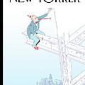 New Yorker January 7th, 2008 by Istvan Banyai