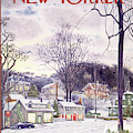 New Yorker January 9th, 1965 by Albert Hubbell