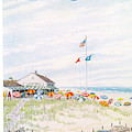 New Yorker July 27th, 1957 by Edna Eicke