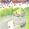 New Yorker July 6th, 1987 by Jean-Jacques Sempe