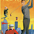 New Yorker June 10th, 1996 by Mark Ulriksen