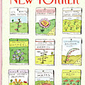 New Yorker June 1st, 1987 by Roz Chast