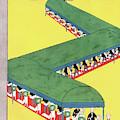 New Yorker June 21st, 1930 by Gardner Rea