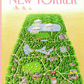 New Yorker June 25th, 1990 by Bob Knox