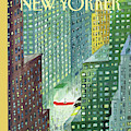 New Yorker March 28th, 1994 by Jean-Jacques Sempe
