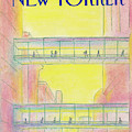 New Yorker March 4th, 1985 by Eugene Mihaesco