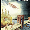 New Yorker March 7, 2005 by Marcellus Hall