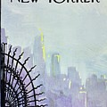 New Yorker March 8th 1969 by Arthur Getz