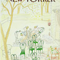 New Yorker May 20th, 1985 by Jean-Jacques Sempe