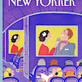 The New Yorker Cover September 18th 1989 By Barbara Westman