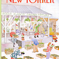 New Yorker May 6th, 1985 by Anne Burgess