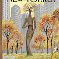 New Yorker November 19th, 2001 by Harry Bliss