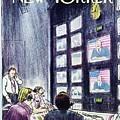 New Yorker November 1st 1976 by Charles D Saxon
