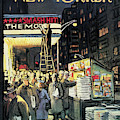 New Yorker November 22nd, 1958 by Arthur Getz