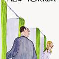 New Yorker November 4th, 1972 by James Stevenson