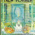 New Yorker November 4th, 1985 by George Booth