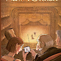 New Yorker October 19th, 1998 by Harry Bliss