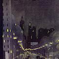New Yorker October 29 1932 by Arthur K. Kronengold