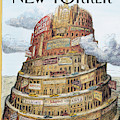New Yorker October 2nd, 1995 by Edward Sorel