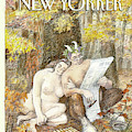 New Yorker October 4th, 1993 by Edward Sorel