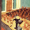New Yorker October 6th, 1934 by Charles Alston