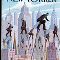 New Yorker September 12th, 1994 by Eric Drooker