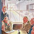 New Yorker September 15th, 1945 by Garrett Price