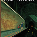 New Yorker September 18th, 1995 by Eric Drooker
