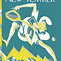 New Yorker September 5th, 1925 by James Daugherty