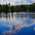New York's Lake Abanakee by David Patterson