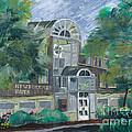 Newburyport Bank Storey Avenue by Francois Lamothe