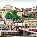 Newcastle Upon Tyne Quayside by John Lynch