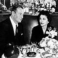 Newlyweds John Wayne, Left by Everett