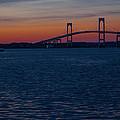 Newport At Sunset by Robert  Torkomian