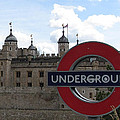 Next Stop Tower Of London by Jenny Armitage