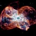 Ngc 2440 Planetary Nebula by Nasaesastsci