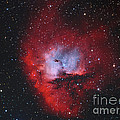 Ngc 281, The Pacman Nebula by Reinhold Wittich