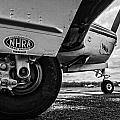 Nhra Airplane 2 by Andy Crawford