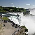 Niagara Falls - New York by Jatinkumar Thakkar
