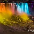Niagara Falls 10 by Tom Uhlenberg