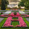 Niagara Falls Botanical Gardens Ontario Canada by Wayne Moran
