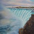 Niagara Falls by Efim Melnik