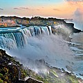 Niagara Falls by Frozen in Time Fine Art Photography